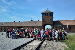 Pochodom si pripomenuli útek zkoncentračného tábora