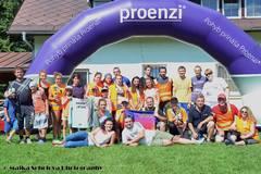 Hasičská súťaž  v Lietave
