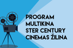 Program multikina Ster Century Cinemas Žilina