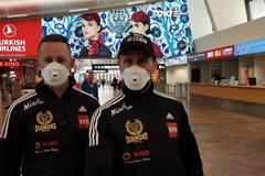 Thaiboxer Milan Paleš odletel do Tokia: Na výzvu kariéry pobalený do hodiny
