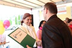 Žilinská nemocnica rozdávala ocenenia sestrám i kolektívom