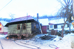 Požiar chaty v Terchovej si vyžiadal jednu obeť