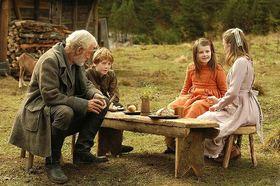Letné kino 2018: Heidy - dievčatko z hôr