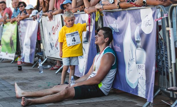 Rajecký maratón má za sebou 37.ročník: Extrémne teplo prežili bežci bez ujmy na zdraví