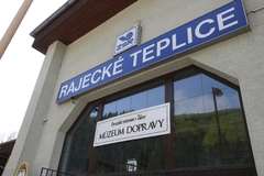 Múzeum dopravy v Rajeckých Tepliciach oslavuje piate narodeniny