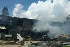 Požiar autoservisu na Kysuciach: Škody sa vyšplhali až na pol milióna eur