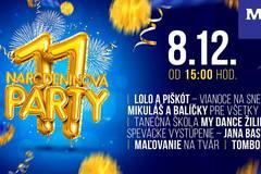 11. narodeniny ZOC MAX Žilina