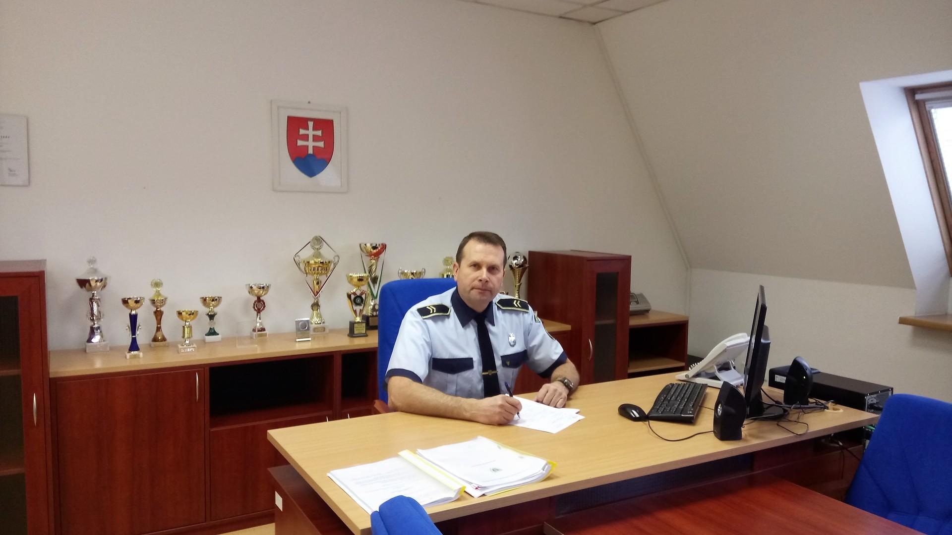 4d2ee8d3f Peter Mišejka, ktorý bude od marca 2019 jej novým náčelníkom, je súčasťou  mestskej polície, dá sa povedať, odjakživa.