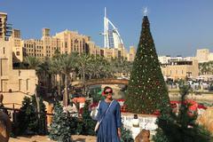 Vieme, ako vyzerajú Vianoce v horúcom Dubaji. Žilinčanka ich tam zažije štvrtýkrát