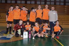 Žiacky turnaj v Predmieri vyhral Štiavnik