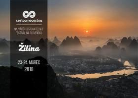 Cestovateľský festival Cestou necestou v Žiline