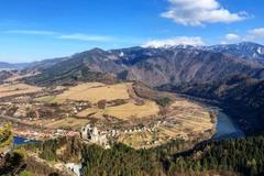 Výhľad na štyri hrady láka stovky návštevníkov