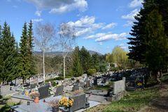 Bola voda na Novom cintoríne?
