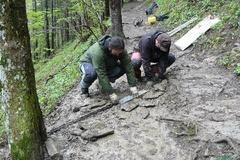 Dobrovoľníci vyčistili horské chodníky