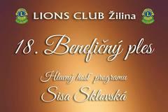 Benefičný ples LIONS CLUBu Žilina