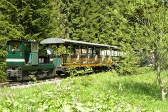 TIP na blížiaci sa víkend: V kraji premávajú dve historické železničky