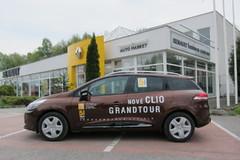 RENAULT CLIO GRANDTOUR prináša kombináciu elegantného dizajnu a priestoru