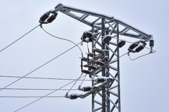 Sever Slovenska bojuje s výpadkami elektriny