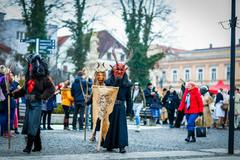 Tradičný Carneval vcentre mesta už tento piatok