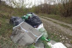 Zabudnuté odpadkové vrecia už vyviezli