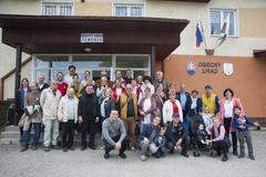 Potomkovia Pongráczovcov navštívili rodný kraj