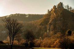 Záchrany Pongráczovského hradu sa ujali dobrovoľníci