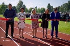 V Žiline slávnostne otvorili zrekonštruované športoviská