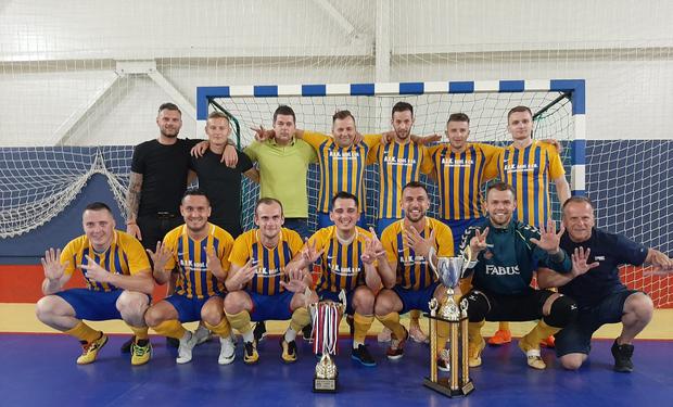 Futsalová liga v Žiline spoznala víťazov 14.ročníka