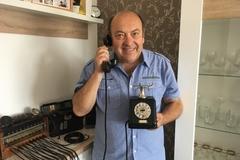 Zberateľ historických telefónov: Telefón je vynález, ktorý zmenil svet