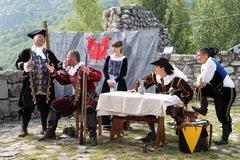 Hradné hry Žofie Bosniakovej – kratochvíle šľachty