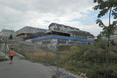 Slnečné schody sa majú dokončiť do konca roka