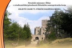 Otvorenie letnej turistickej sezóny na hrade Strečno