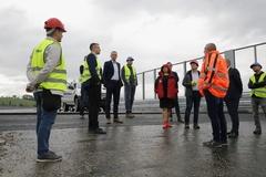 Županka vyjadrila obavy nad termínom dokončenia tunela Višňové a diaľničného úseku
