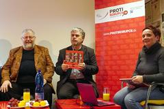 Ľubo Bechný a jeho nová kniha 12 statočných