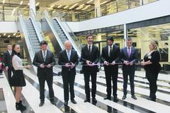 Kaliňák po otvorení klientskeho centra v komplexe Europalace: Je najmodernejšie na Slovensku