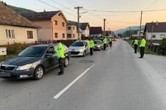 Až 40 opitých cyklistov za jeden týždeň na žilinských cestách. Výsledky policajných kontrol sú opäť nelichotivé