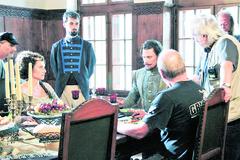 Zákutia Budatínskeho hradu obsadil filmový štáb