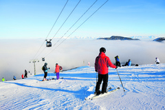 Lyžiarska sezóna je v plnom prúde. Aké podmienky hlásia strediská?