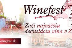 Festival vína oživí historické centrum mesta Žilina