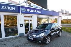 SUBARU OUTBACK - Všestranný univerzál podstúpil facelift