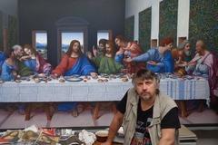 """""""Leonardo ovplyvnil celú moju tvorbu,"""" tvrdí výtvarník Stano Lajda"""