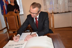 Nový žilinský primátor a mestskí poslanci zložili sľub