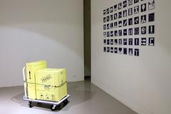 Vystavené diela sa zaoberajú fenoménom alebo problematikou pamäti a informácie