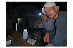 Žilinčania skúmali vEkvádore svietiaci hmyz