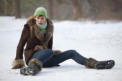 Za dva týždne si zima unás vyžiadala už 141zlomenín
