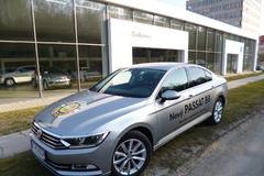 VOLKSWAGEN PASSAT – Európske auto roka 2015