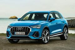 Ďalšia atraktívna novinka so zvýšeným podvozkom a logom Audi