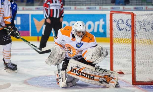Hokejový gólman Stanislav Škorvánek zažil na východe bronzovú sezónu