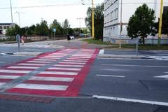 Od 10. augusta 2017 došlo kzmene dopravy na Komenského ulici