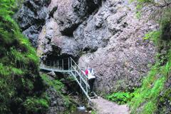 V Terchovej pripravujú projekt na obnovu Jánošíkových dier
